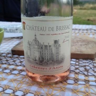 Chateau Brissac Cabernet d'Anjou Rosé 2013