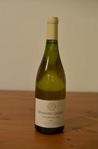 Photo du Vin du Domaine Girard Chardonnay blanc Pays d'Oc 2013