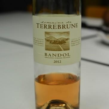 Domaine de Terre Brune Bandol Rosé 2012