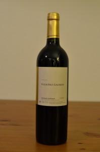 Vin de Bordeaux du Chateau Fleur Haut Gaussen 2009